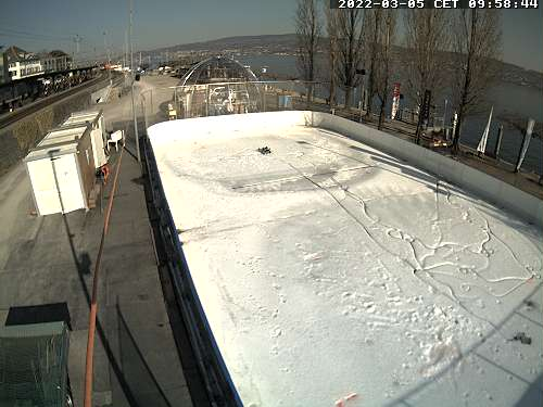 Eisbahnwädi - Webcam